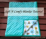 Soft N Comfy Blankie Tutorial