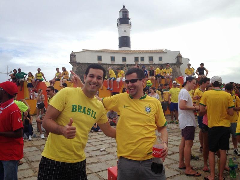 Fan Fest Salvador - Bahia - Copa do Mundo Brasil 2014 - Farol da Barra