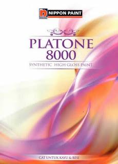 Harga Cat Nippon Paint Platone 8000