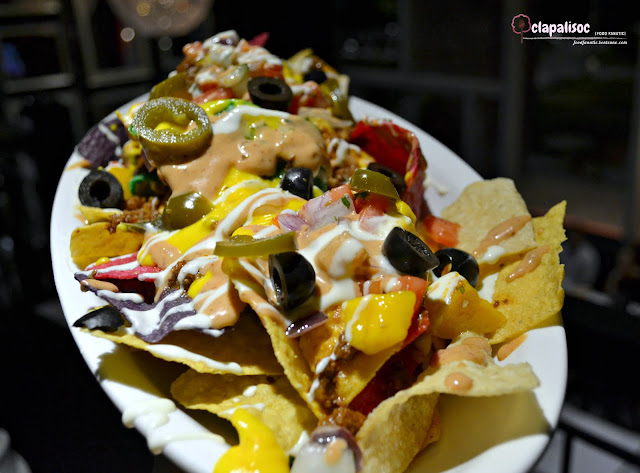 Sugar Factory Party Nachos from Sugar Factory