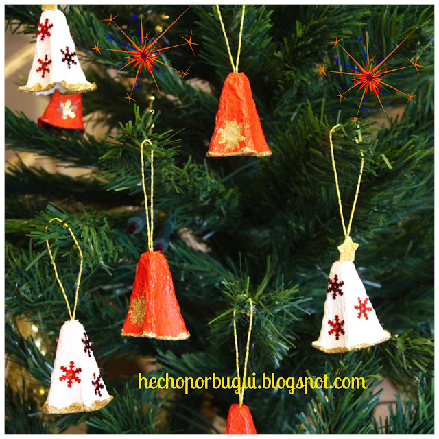 Ideas Para Decorar En Navidad Con Reciclaje