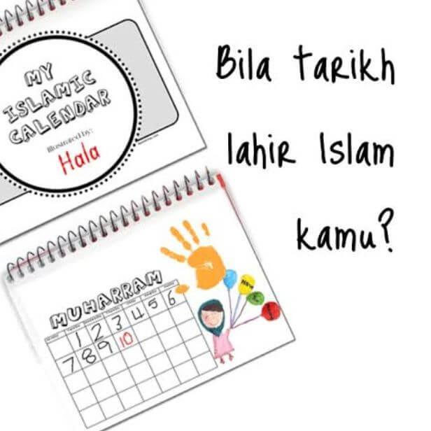 Bulan kelahiran Islam