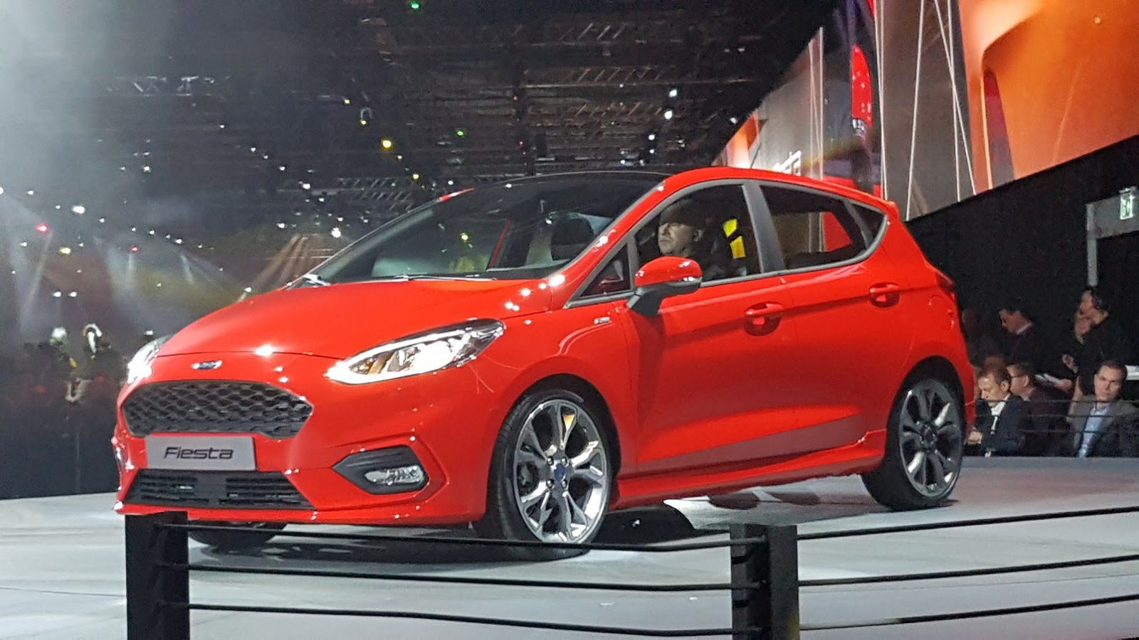 new ford fiesta enters production in europe. Black Bedroom Furniture Sets. Home Design Ideas