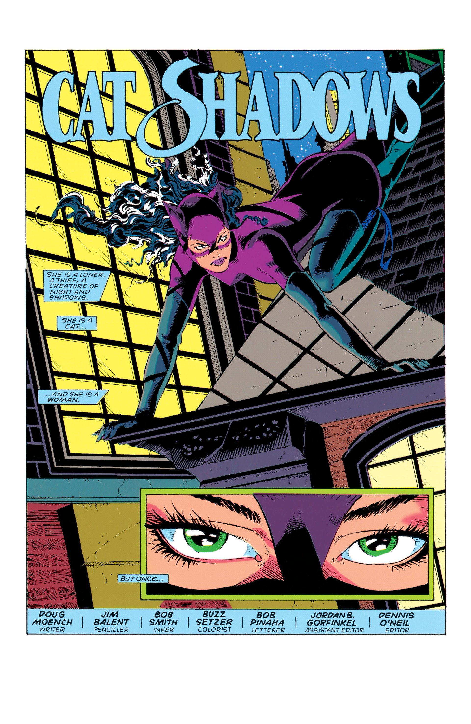 Catwoman (1993) Issue #0 #5 - English 2