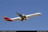 Airbus A340 / EC-LFS