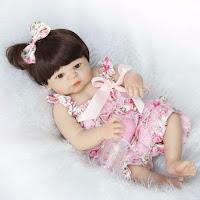 boneca de silicone