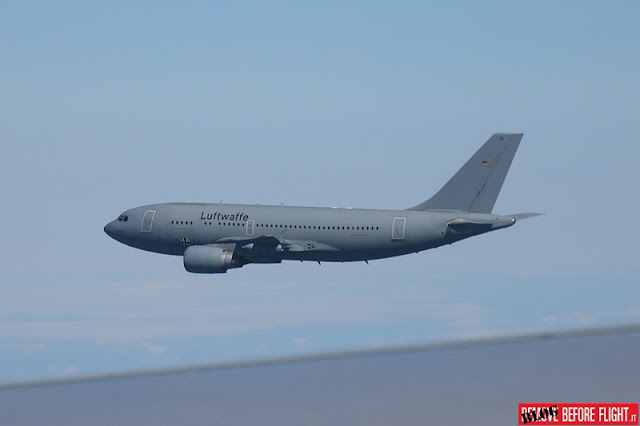 Germany Norway order Airbus A330 tanker