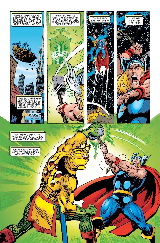 Thor (1998) Issue #15 #16 - English 7