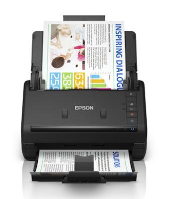 Epson WorkForce ES-400 Driver Download