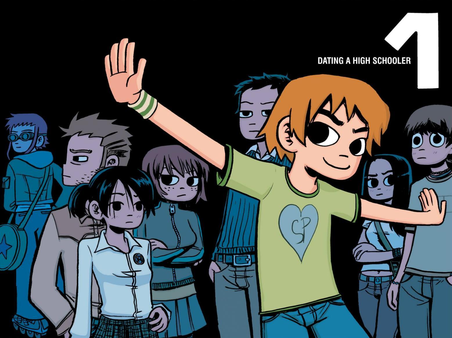 Read online Scott Pilgrim comic -  Issue #1 - 10