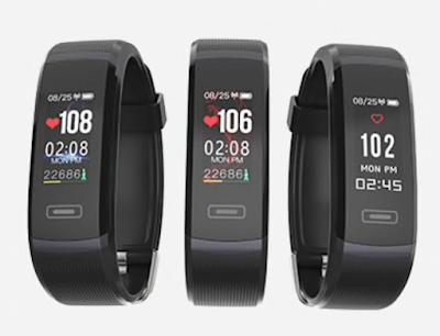 elephone ele band 5 smart bracelete