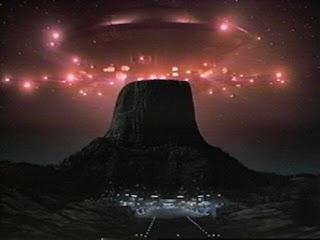 La Torre del Diablo, una montaña de película