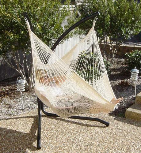 Egg Swing Chair Indoor Outdoor Hammock Stand | Any Kind of ...
