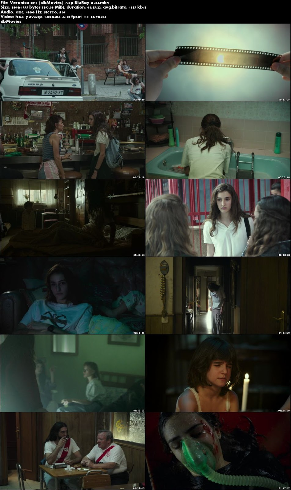 Screen Shots Veronica 2017 Full Movie Download in English HD 720p