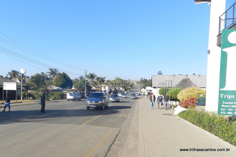 Graskop Panorama Route Africa do Sul