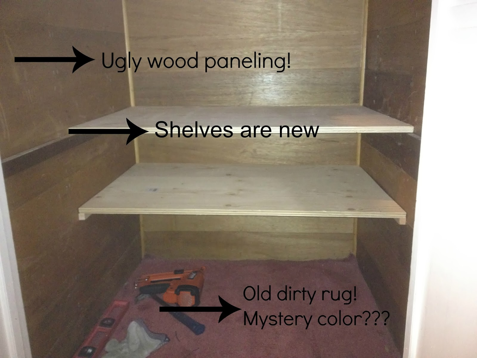 Stylish Meets Organized Part 1 Under The Stairs Linen Closet