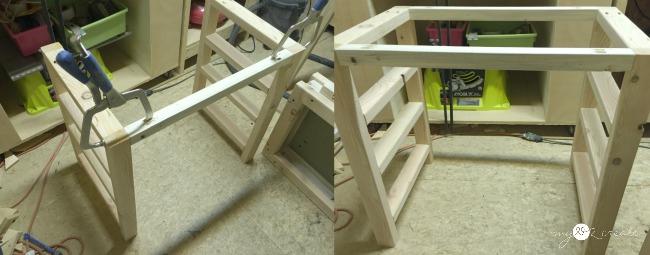 adding rails