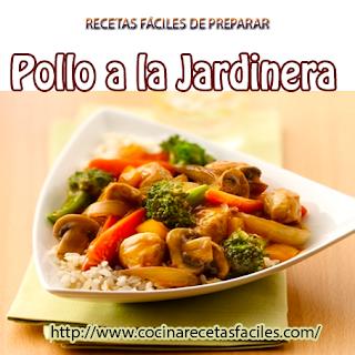 ajo, hongos, jengibre, pimiento, pollo, receta, salsa, zanahorias, Recetas de pollo