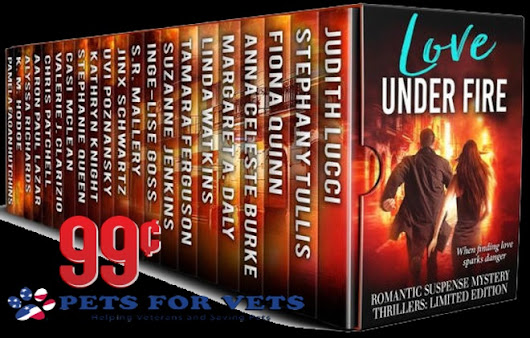 S.R. Mallery – Love Under Fire Book Set author shares her experience on the Indie Author's Corner Blog