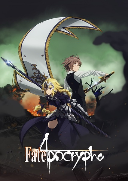 Fate/Apocrypha (1-25) Sub Indo Batch Download