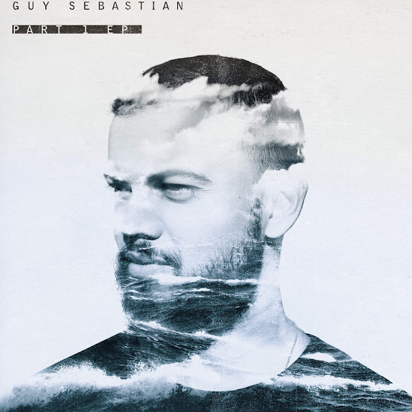 Guy Sebastian - Pt. 1 - EP Cover