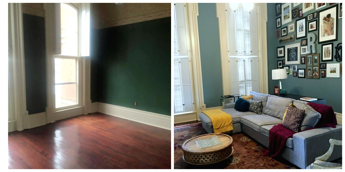 Historic Mansion Rehab And Remodeling Project Before After