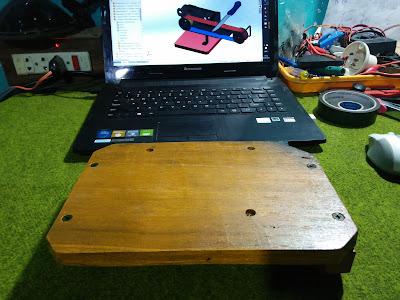 Contoh Papan Mesin Belt Sander, papan mesin amplas rakitan