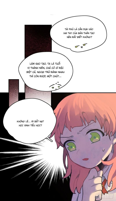 Gia Sư Tổ Tiên – Chap 22
