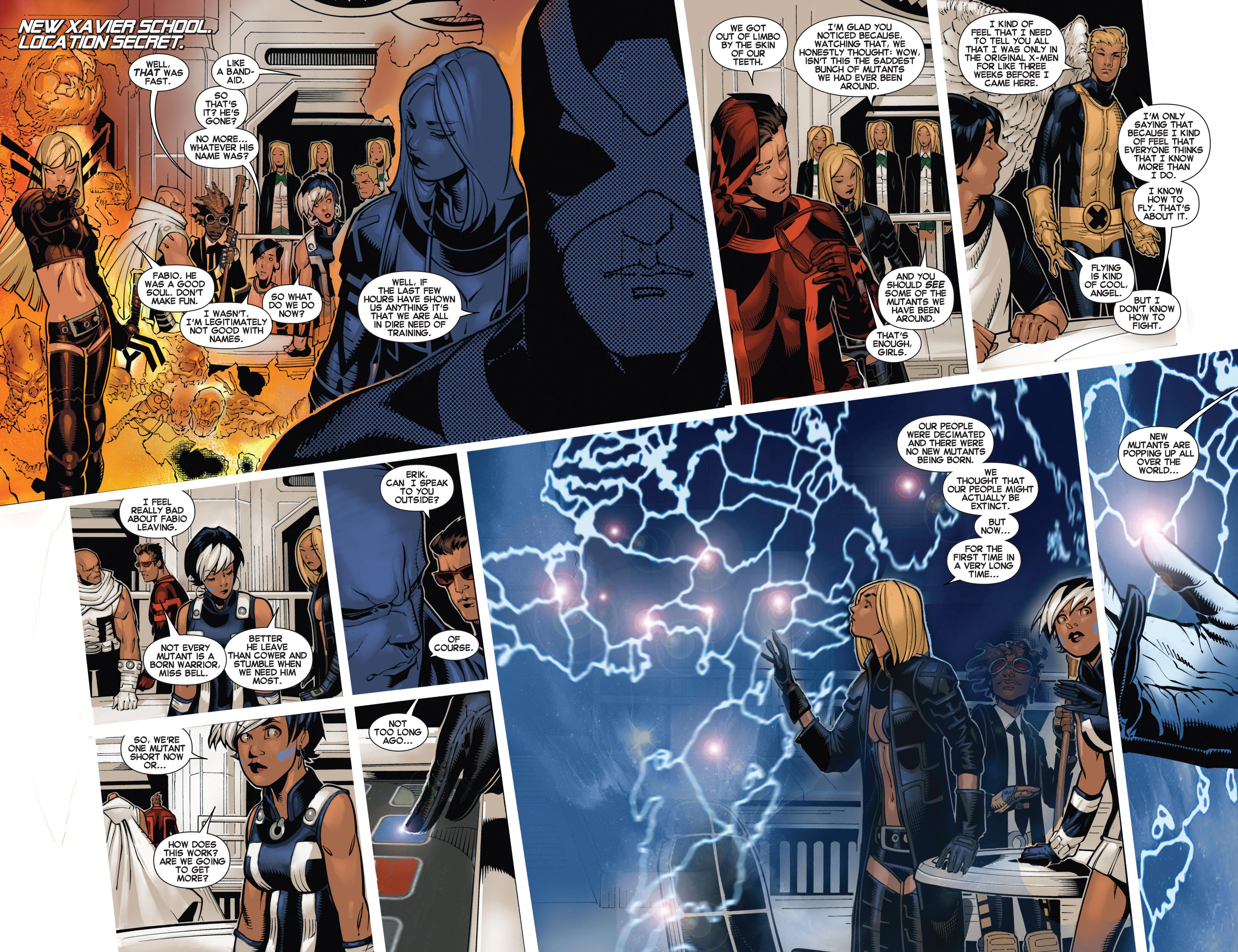 Read online Uncanny X-Men (2013) comic -  Issue # _TPB 2 - Broken - 44