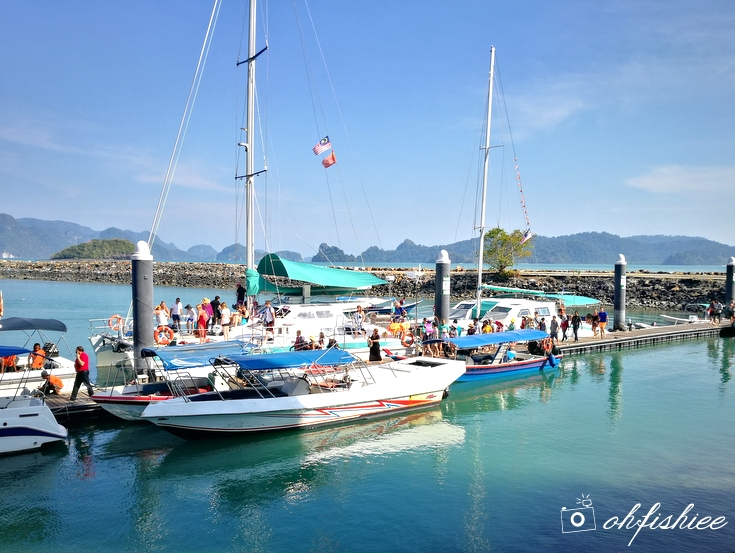 Ohiee Travel Langkawi Sunset River Cruise Experience