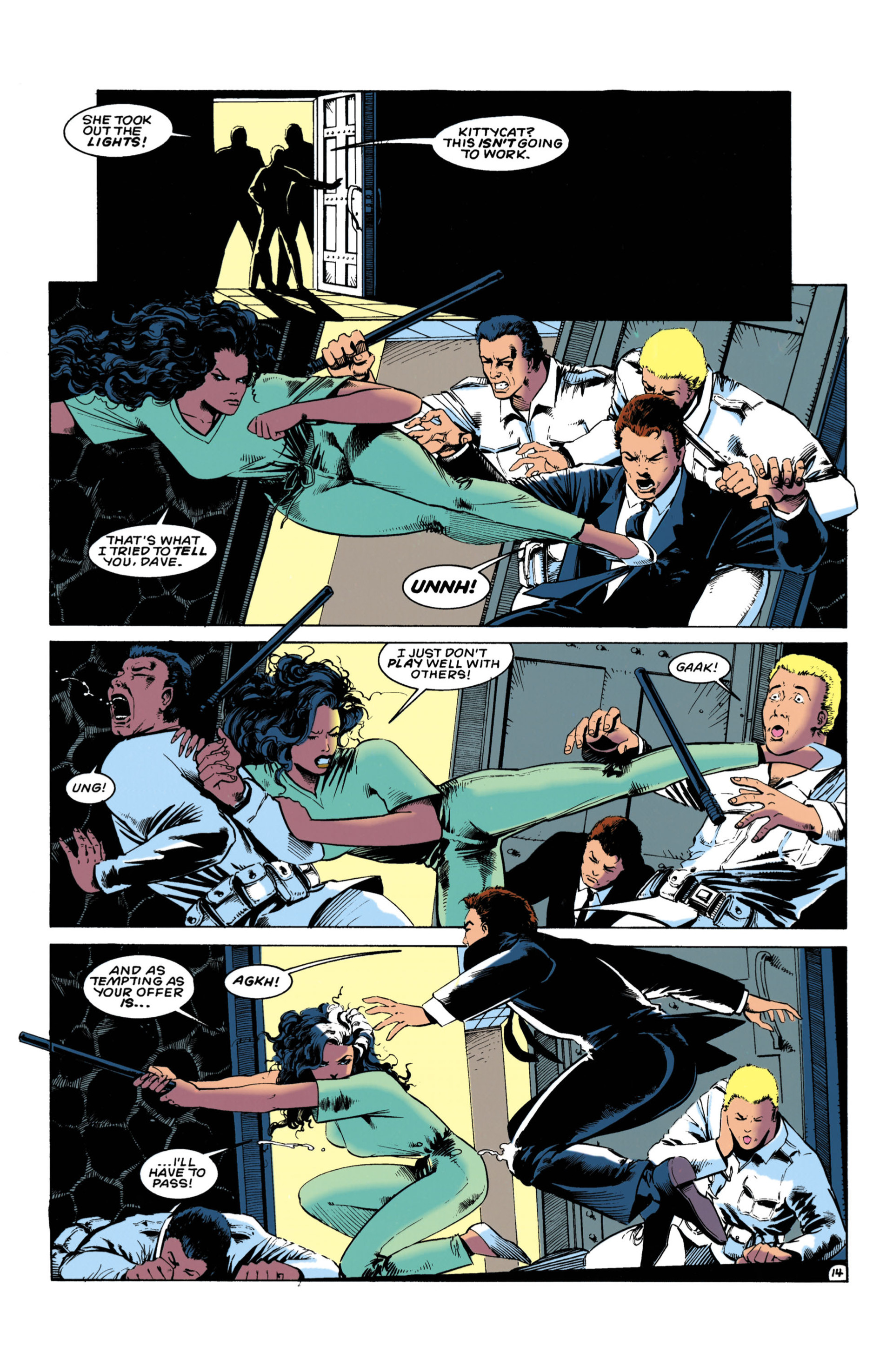 Catwoman (1993) Issue #15 #20 - English 15