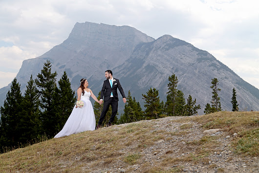 Elope in Banff: Elope in Banff, Destination Elopement Wedding Planners
