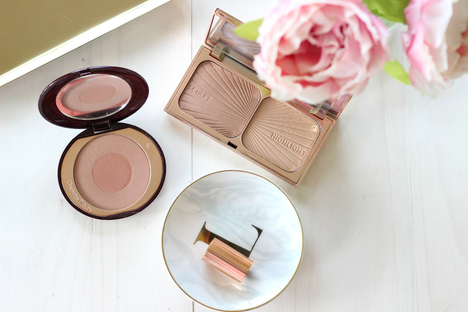 Charlotte Tilbury Face Must Haves