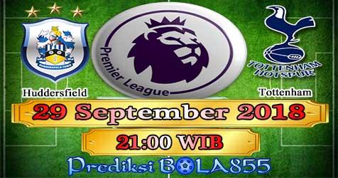 Prediksi Bola855 Huddersfield vs Tottenham 29 September 2018