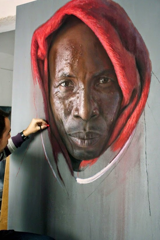 Art Craft Gift Ideas Amazing Realistic Painting Ruben Belloso Adorna