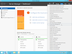 Mapping Network Drives Dengan Active Directory Group Policy