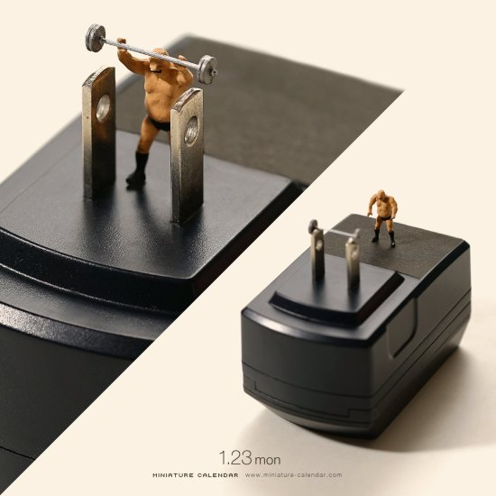 Tatsuya Tanaka fotografia miniaturas dioramas divertidas surreais arte criativo japão cultura pop