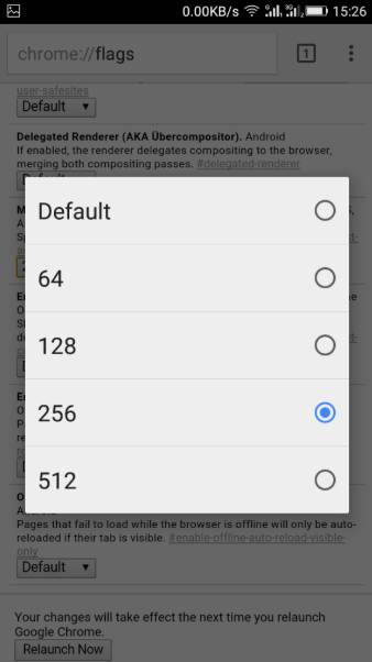 Load Websites Faster in Google Chrome - Android - Tech Cronical