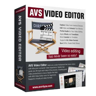AVS Video Editor Full Patch