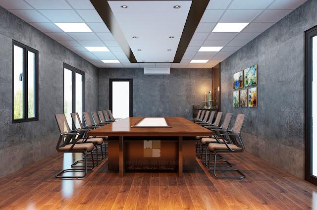 Tầm quan trọng của việc tư vấn thiết kế phòng họp - H1
