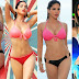 Hottest Bikini Bodies Of Bollywood.