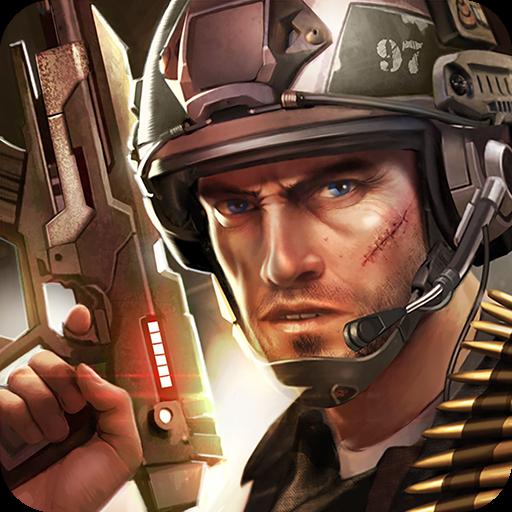 تحميل لعبة League of War: Mercenaries v8.6.9 مهكرة للاندرويد