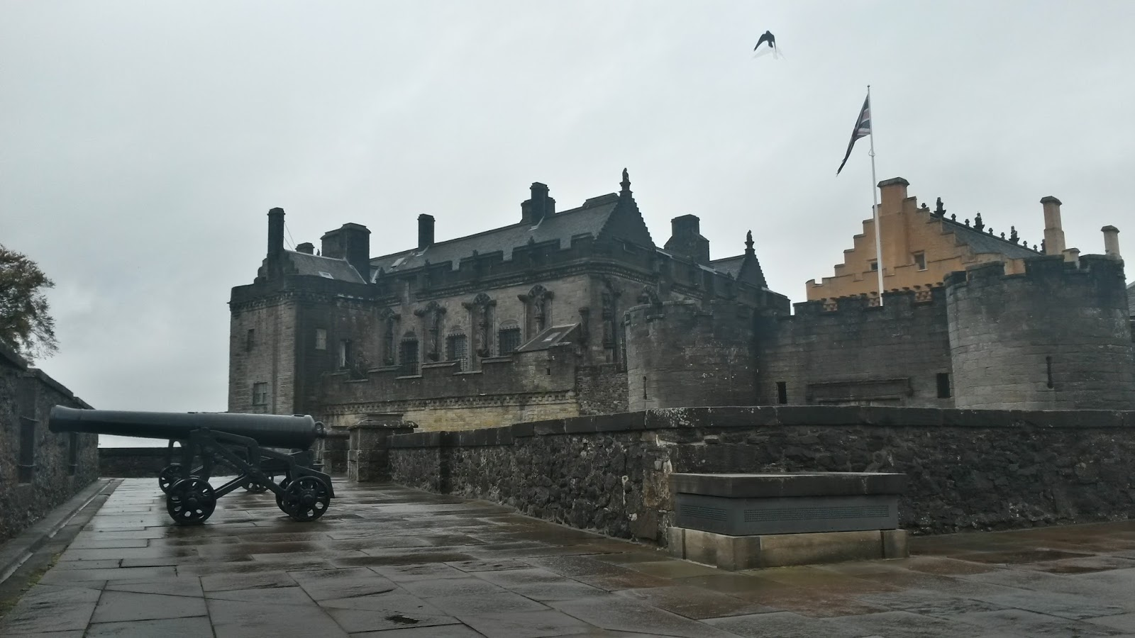 edinburgh scotland iskoçya stirling castle kalesi highlands tour britanya