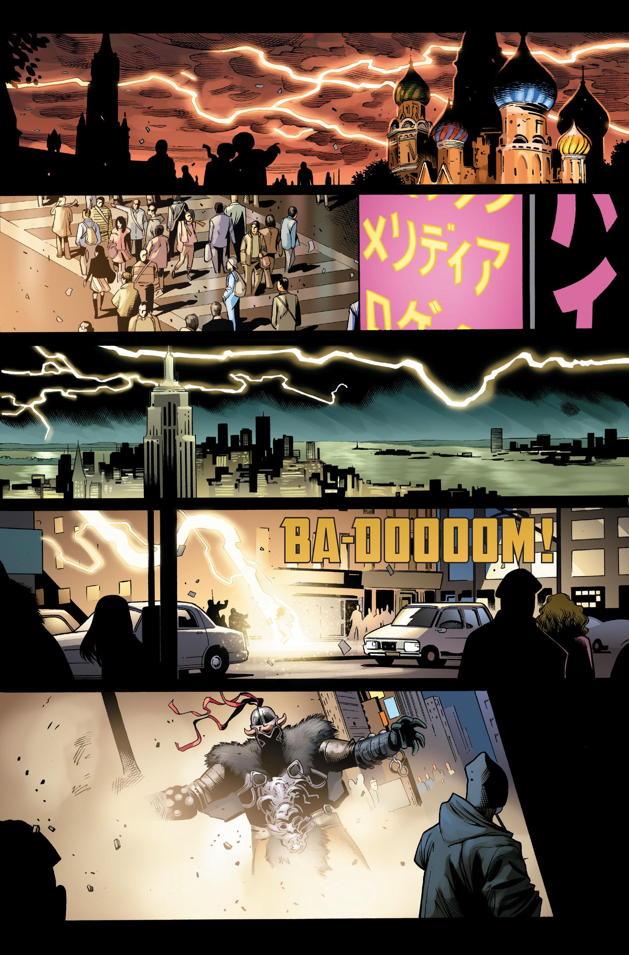 Thor (2007) Issue #6 #6 - English 20