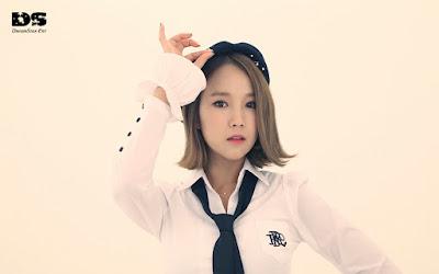 yakni sebuah girlband asal Korea Selatan yang bernaung dibawah label  Profil Girlband TAHITI Terbaru