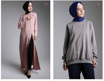 Dress Hijab Berkualitas