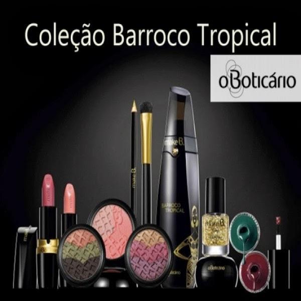 Make B. Tropical Colors de O Boticário   Claudinha Stoco