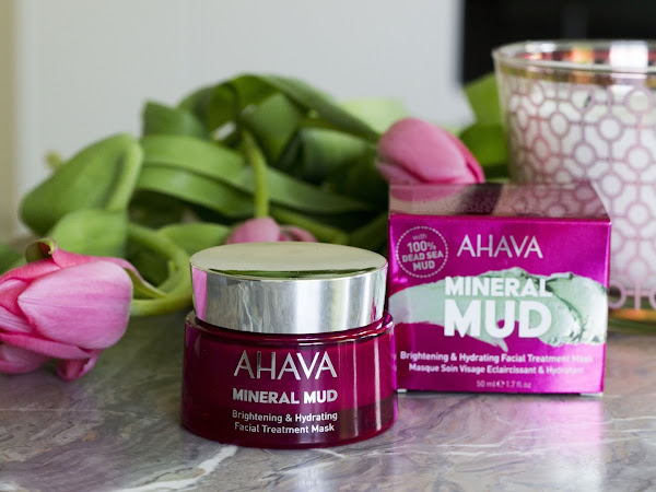 Ahava Mineral Mud Facial Treatment Mask