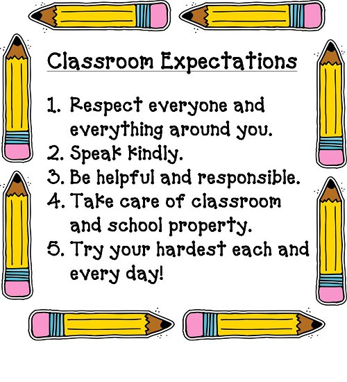 104 best Classroom images on Pinterest Preschool, Classroom - behavior contract