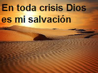 Dios nos salva del problema
